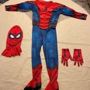 Boys Spider-Man Costume